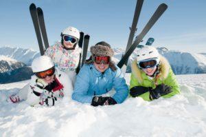 Активный отдых детей в Швейцарии