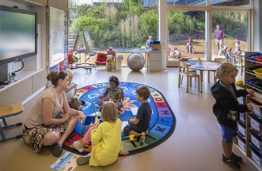 Детский сад Финляндия