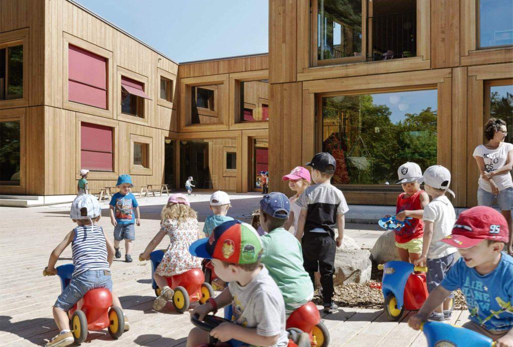 Детский сад Швейцария
