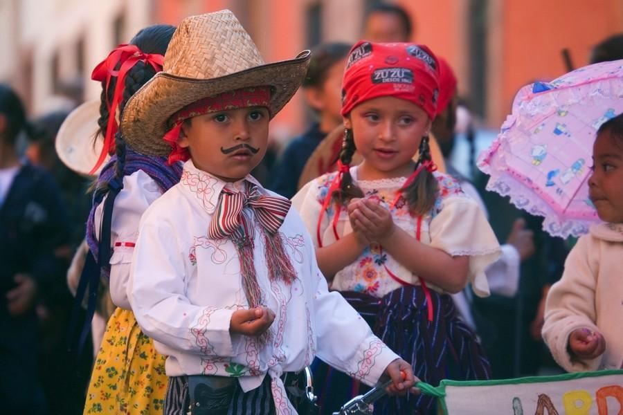 Праздники для детей в Мексике