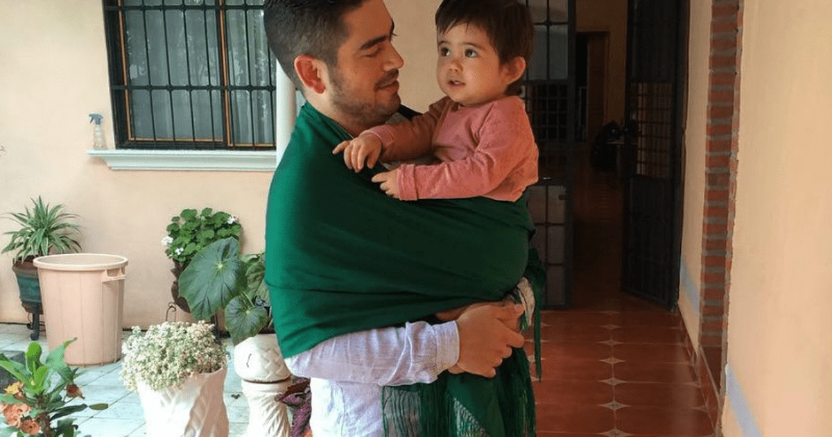 Отцы и дети в Мексике