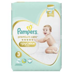 Трусики Pampers Premium Care Pants