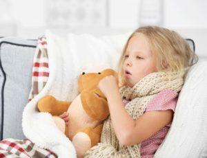 Как лечить тонзиллит у ребенка