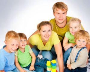 пособие на 4 ребенка