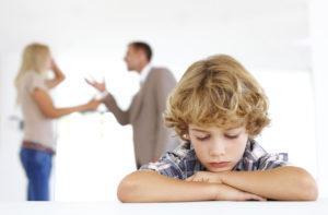 Развод и дети - как не наделать ошибок