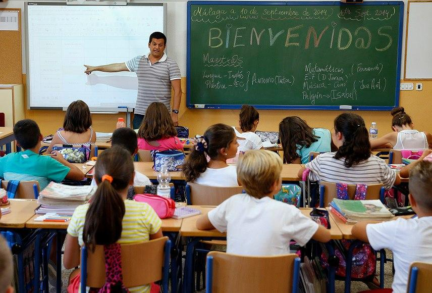 Школа в Испании