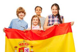 Воспитание детей в Испании