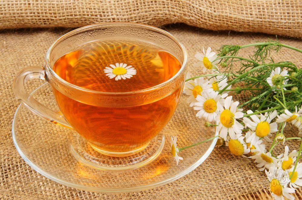 Травяной чай от поноса у ребенка