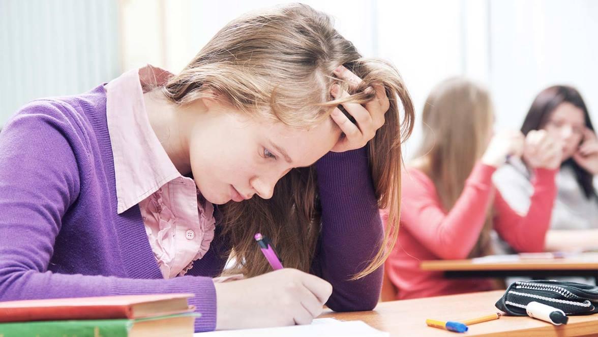 Проблемы с учебой и помощь родителей