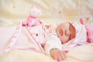 РКак развивается ребенок на 4 неделе после рождения