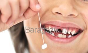 Как должны выпадать молочные зубы у детей