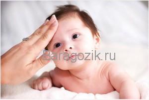 Как развивается ребёнок 10 недель