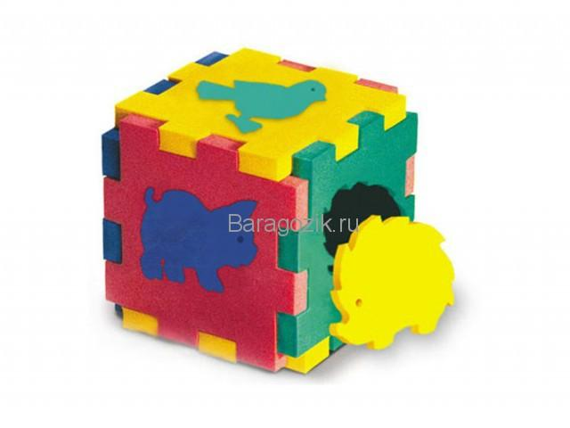 Конструкторы-кубики
