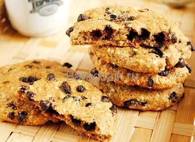 печенье овсяное для аллергиков