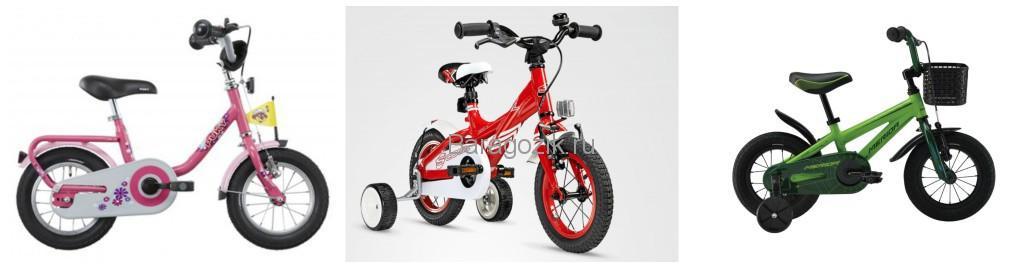 двухколесные велосипеды Puky Z2, Scool XXlite 12, Merida Spider J12