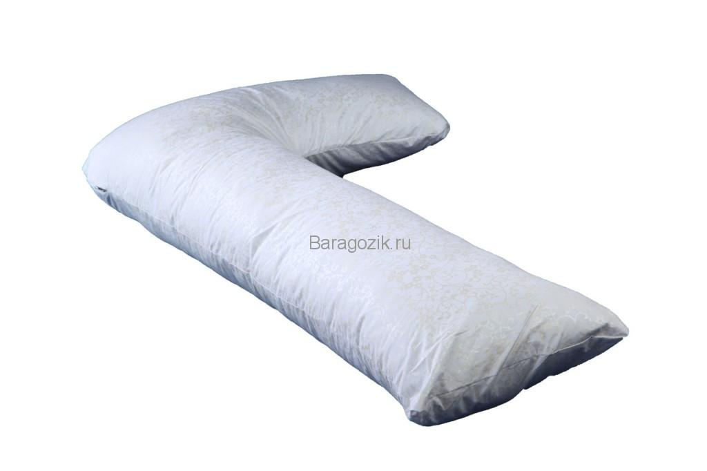 подушка для кормления форма г