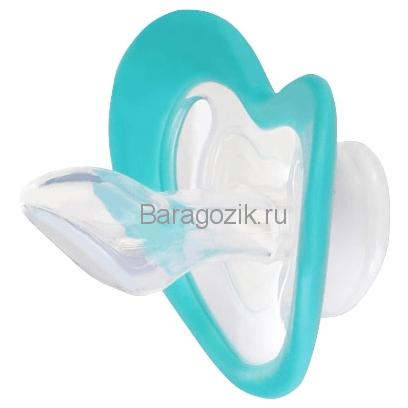 ортодонтическая соска сердечко