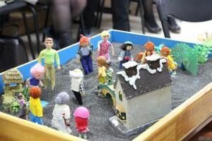 проективные игры в песочной терапии