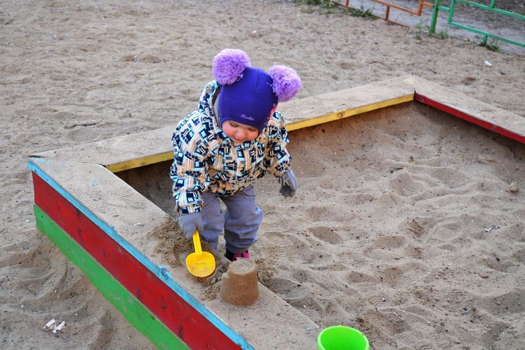 игры в песок
