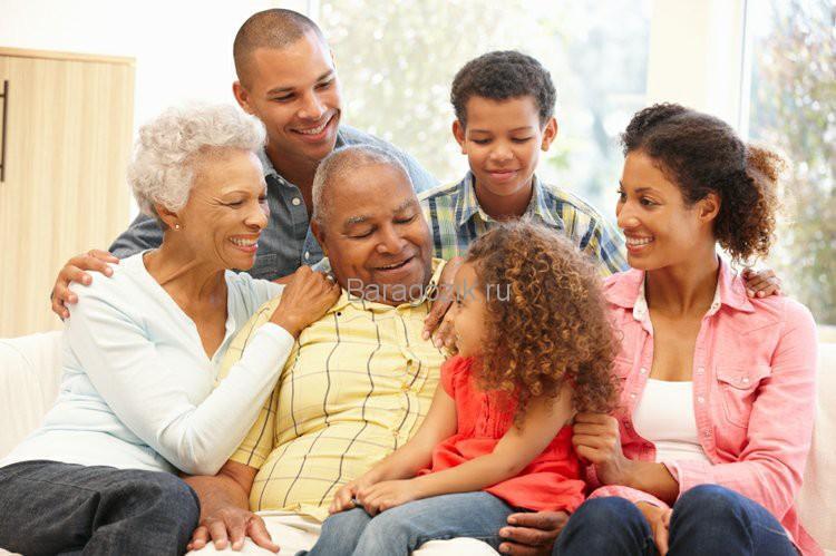 Как объяснить ребенку, что такое семья
