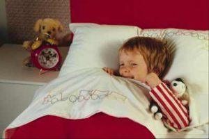 ребенок 5-6 лет писается ночью