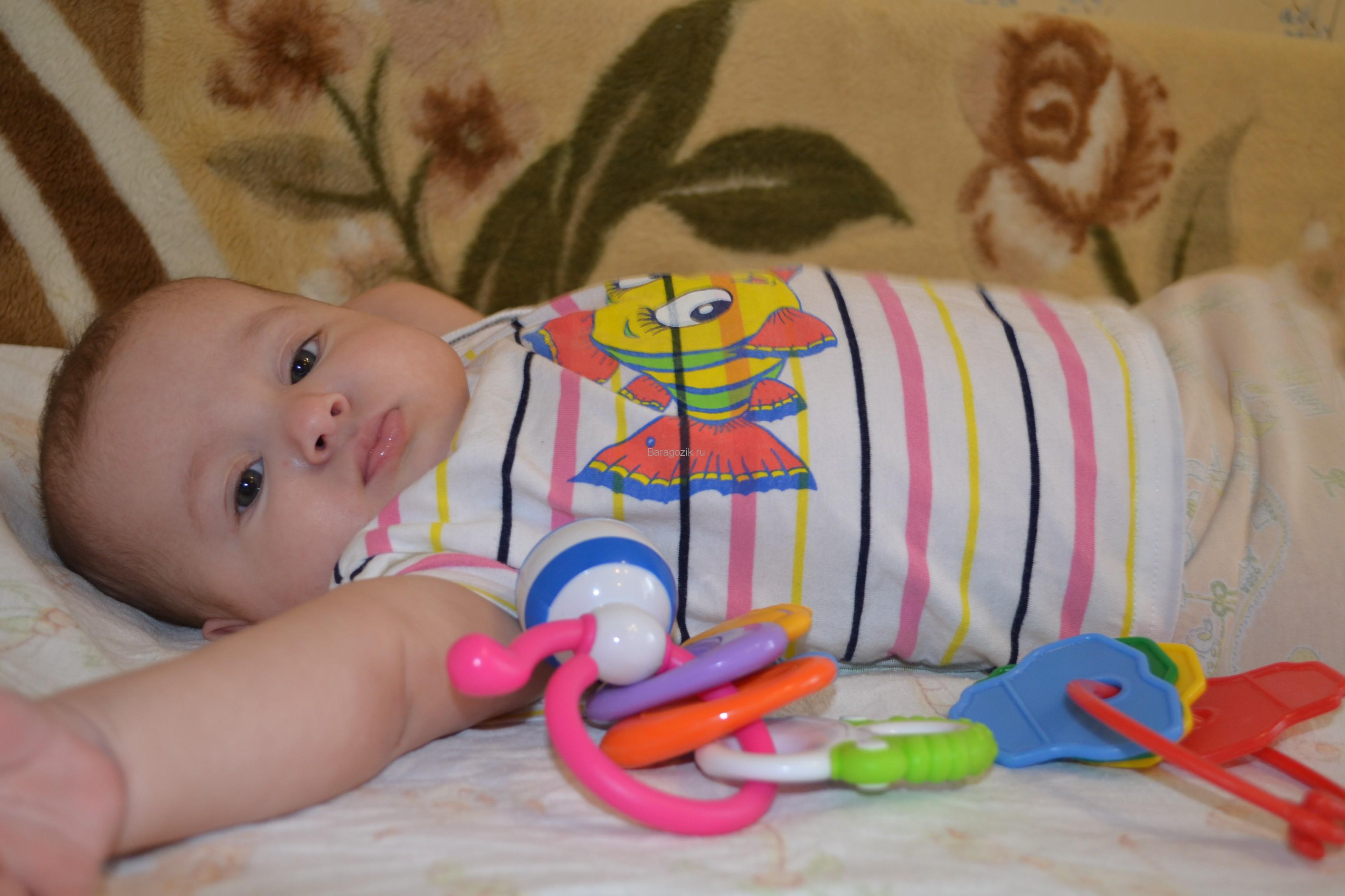 темперамент младенца
