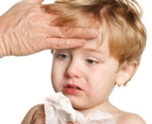 признаки менингита у детей