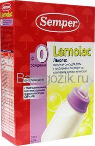 смесь для недоношенных детей семпер