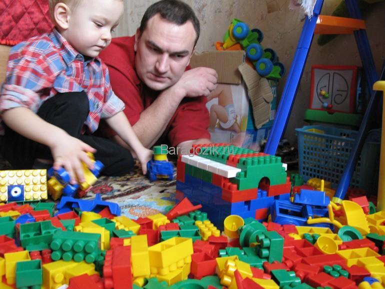 Игры для развития речи, памяти, внимания, мышления у ребенка