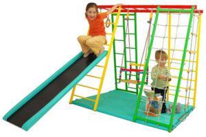 Домашние спортивные комплексы для детей