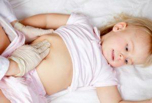 сальмонеллез у ребенка