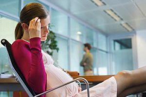 выделения у женщин при беременности