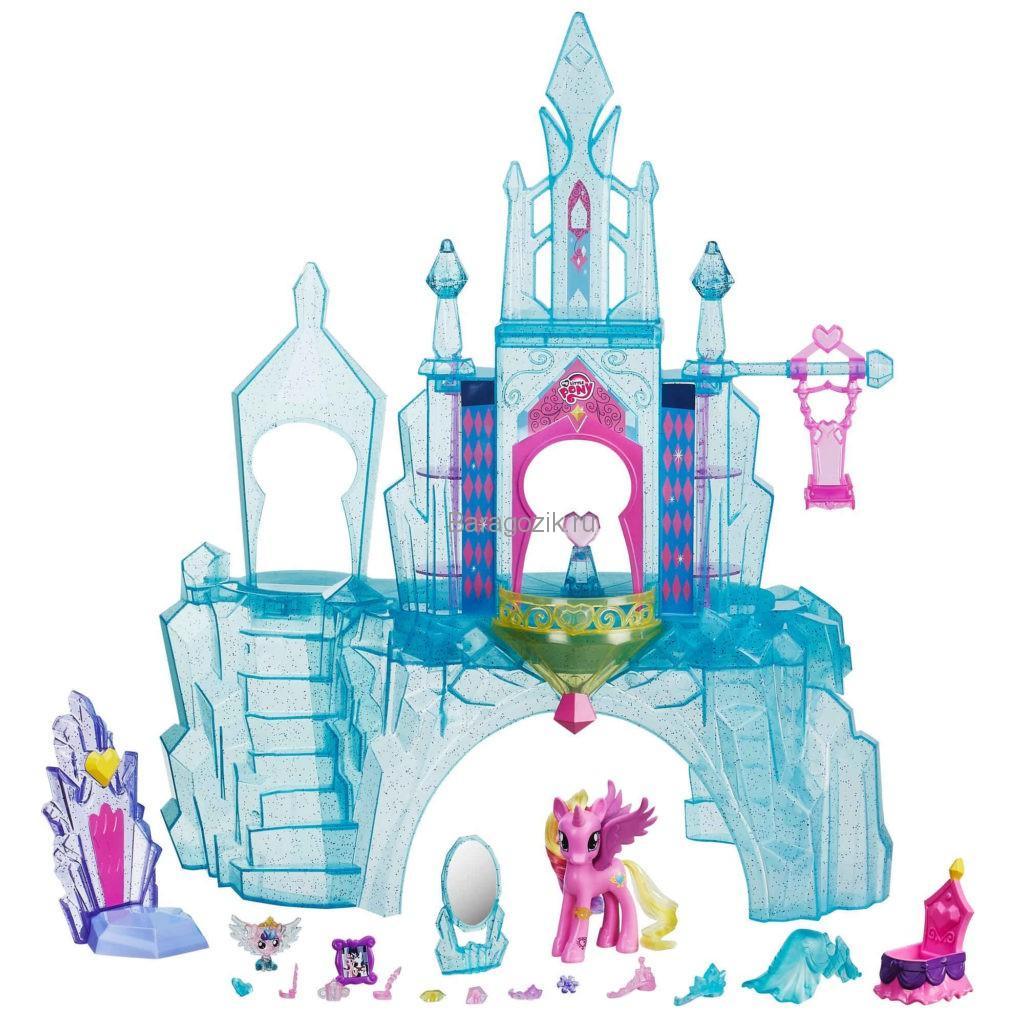 Кристальный замок, MLP
