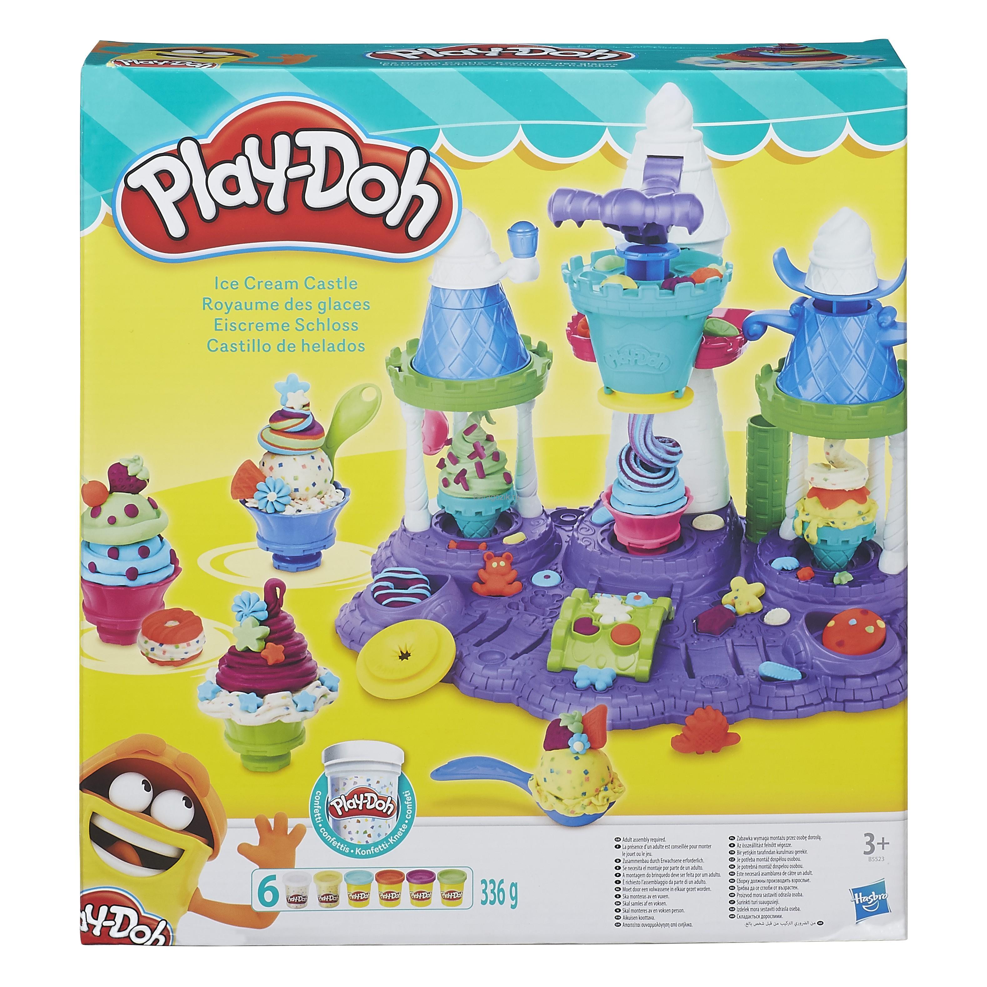 Игровой набор «Замок мороженого»