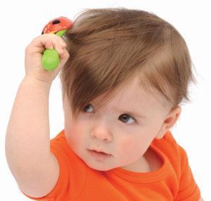 как лечить выпадение волос у детей