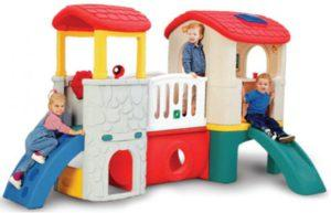 детский игровой комплекс для дачи, загородного дома