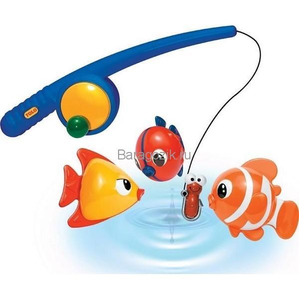 рыбалка для купания детей