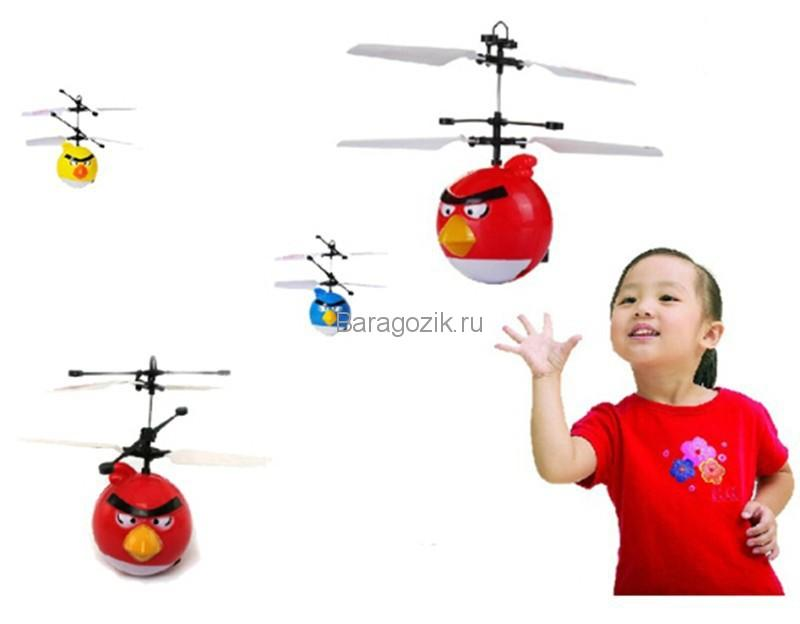 игрушки с пропеллером