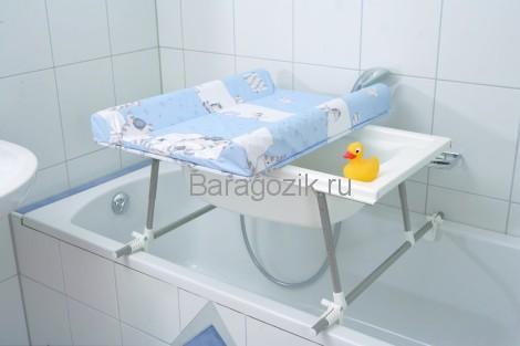съемный пеленатор для ванны