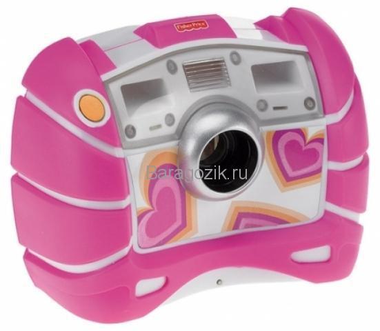 Детская фотокамера FisherPriceKid-Tough