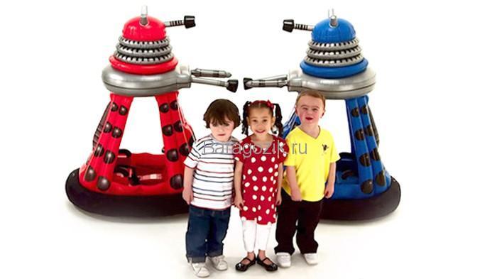 Электромобиль Doctor Who Ride-in Dalek