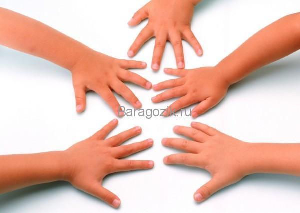 Развитие пальчиков