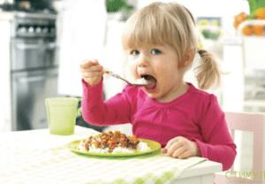 питание детей до 3 лет