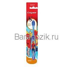 зубная щетка Colgate для детей