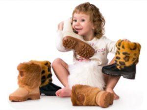 как выбрать зимнюю обувь для ребенка