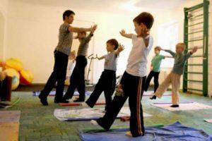 группы здоровья по физкультуре