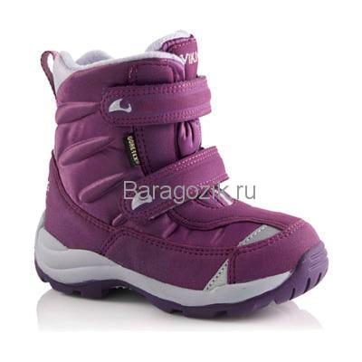 мембранная обувь для детей Viking