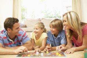 виды семейного досуга