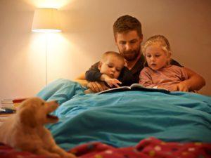 сказки на ночь для детей 2-3 лет