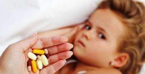 Малышка не пьет таблетки
